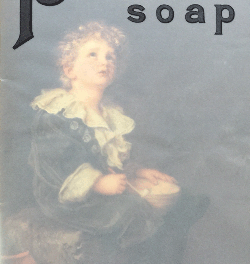 Catalogue for Pears Soap Collection – 1997